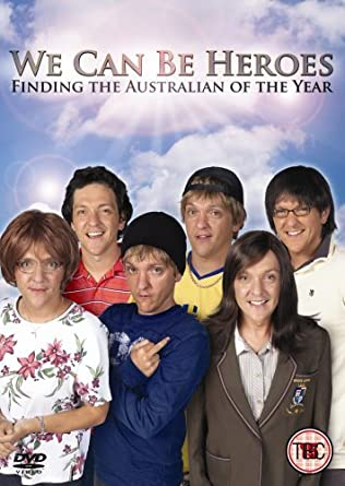 d4410f63aa07 We Can Be Heroes (The Nominees)  DVD   Amazon.co.uk  Chris Lilley ...