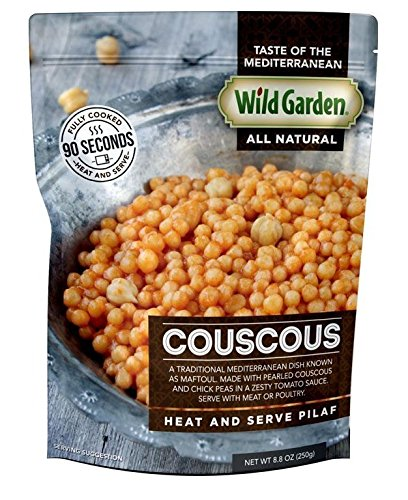 Wild Garden, Pilaf, Coucous, Pack of 6, Size – 8.8 OZ, Quantity – 1 Case