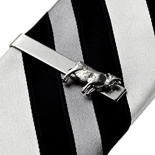 Tie Cow (Cow Tie Clip)