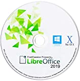 LibreOffice 2019 Home, Student, Professional & Business - Word & Excel Compatible Software for PC Microsoft Windows 10 8.1 8 7 Vista XP 32 64 Bit & Mac OS X - Full Program + Free Updates!