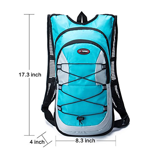 89fb3fc02601 Himerus Hydration Backpack- Lightweight Water Back Pack