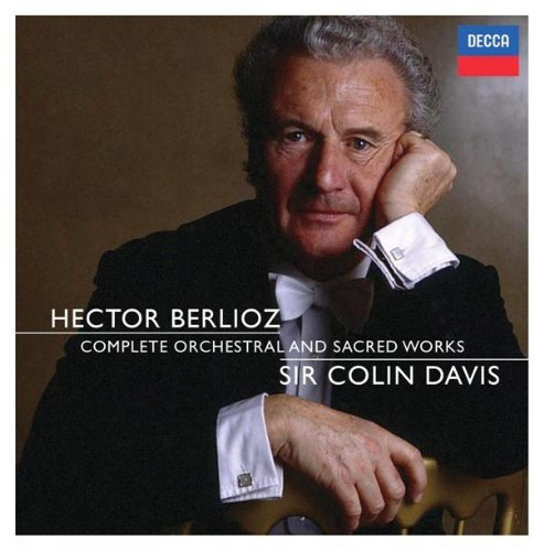 Berlioz: Complete Orchestral and Sacred Music by Davis