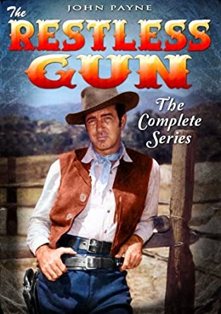 Image result for TV SERIES THE RESTLESS GUN