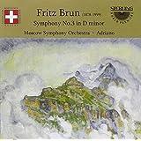 Brun: Symphony No. 3 in D Minor