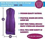 Wedding Dress Garment Bag Great Cover For Storage