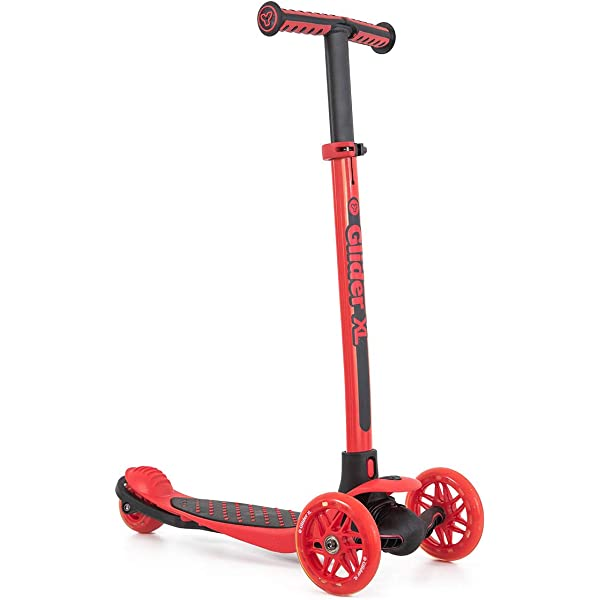 Amazon.com: yvolution y planeador Kids Kick Scooter: Toys ...