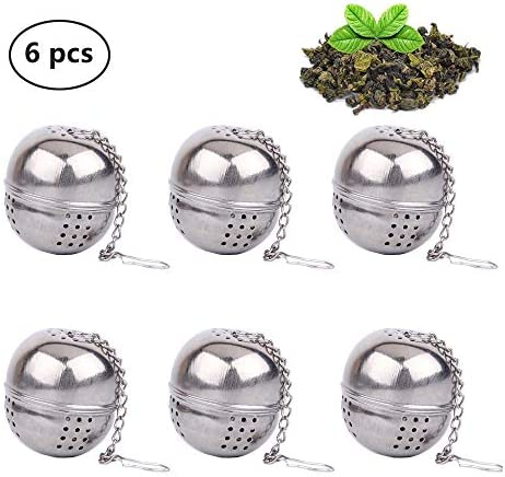 Stainless strainer ball%EF%BC%8Csmall filter%EF%BC%8CSpice filter%EF%BC%8CLoose