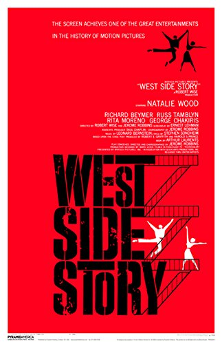 West Side Story Poster - 11x17