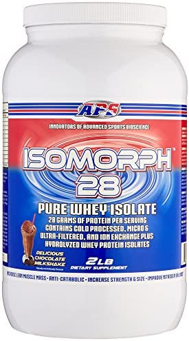 APS Nutrition Isomorph Milkshake, Chocolate, 2 Pound
