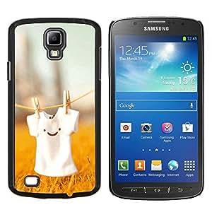 For Samsung Galaxy S4 Active i9295 Case , Naturaleza Rosa Mar Muelle- Diseño Patrón Teléfono Caso Cubierta Case Bumper Duro Protección Case Cover Funda