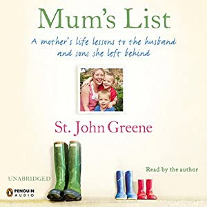 Mum's List Audiobook