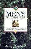 NIV Men's Devotional Bible, Zondervan Publishing Staff, 0310915856