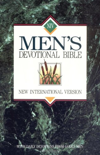 NIV Men's Devotional Bible: New International Version