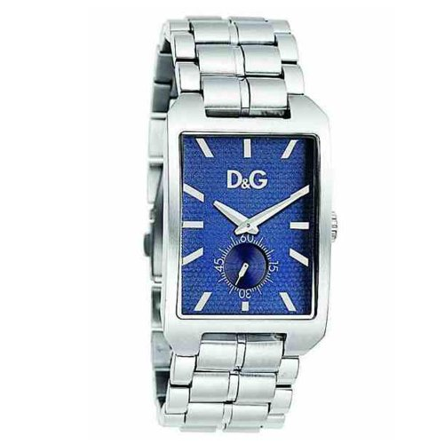 D&G Dolce&Gabbana Men's Quartz Watch DW0638 DW0638 with Metal Strap