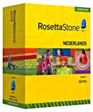 Rosetta Stone Homeschool Dutch Level 1 including Audio Companion
