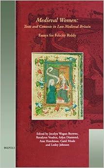 Book Medieval Women (Brepols Medieval Women Series)