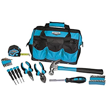 Viper Tool Storage V30TBKTL 30 Piece Tool Set, W/ 12 Inch Tool