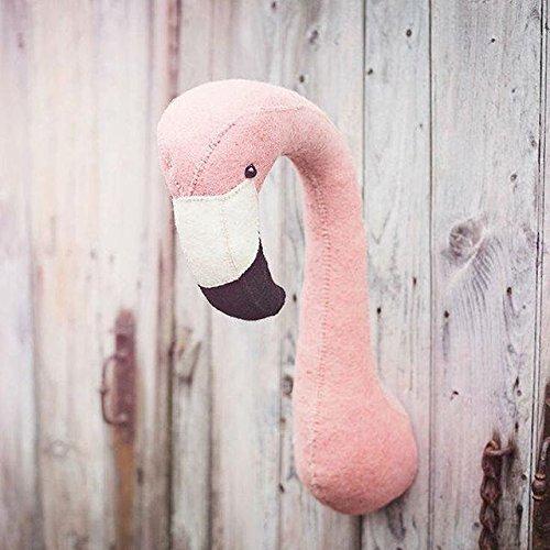 LiCheng Felting Creative Animals Nursery Decorations Wall