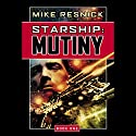 Starship: Mutiny Audiobook by Mike Resnick Narrated by Jonathan Davis, Mike Resnick