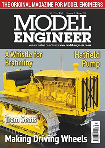 Model Engineer - Engineer Magazine