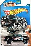 hot wheels ford f 150 - Hot Wheels 2016 HW Hot Trucks '15 Ford F-150 141/250, Black