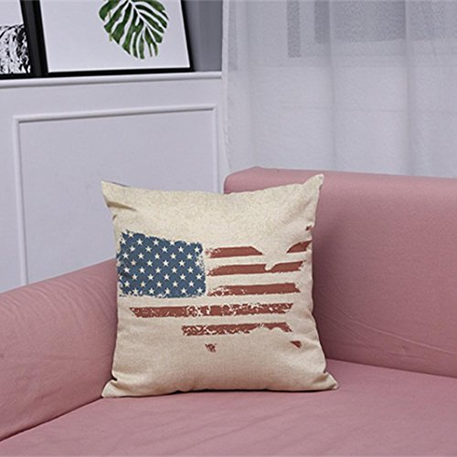 Review 2017 Independence Day Pillow