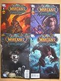 Wolrd of Warcraft: Curse of the Worgen #2 Through 5