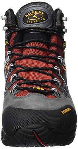 Boreal Klamath - Zapatos deportivos para hombre Rojo