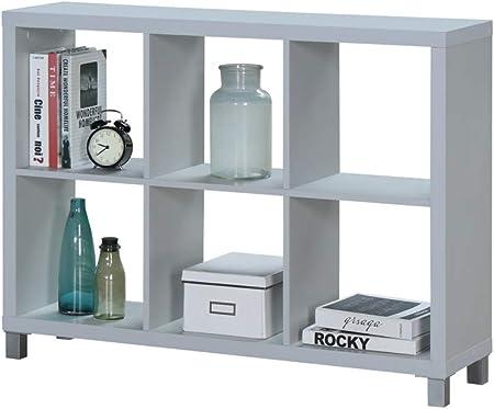 Kit Closet Estanter/ía Kubox 4 huecos gris