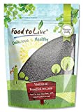 Food to Live Poppy Seeds (Spain) (4 Pounds)