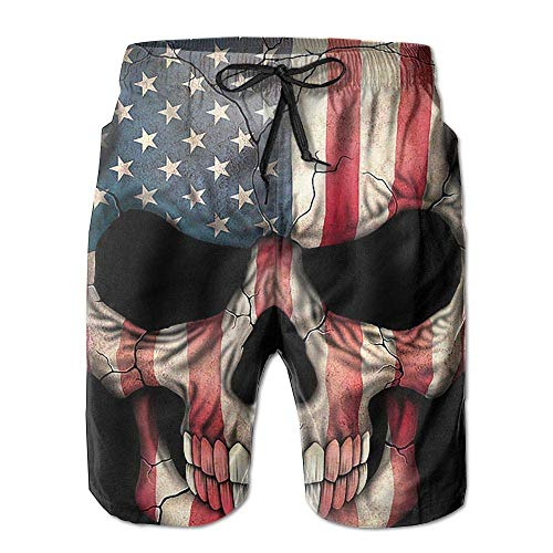 Dachshund Dog Summer Beach Beachwear Board Shorts Swim ()