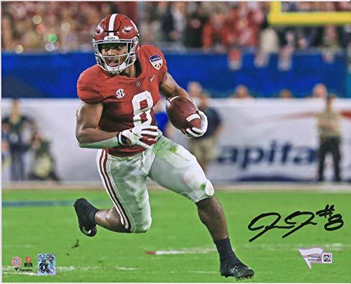 Josh Jacobs Alabama Crimson Tide Autographed 8