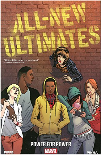 Download All-New Ultimates Volume 1: Power for Power ebook