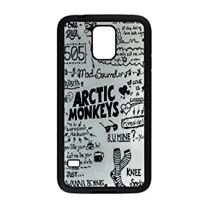 High quality Arctic Monkey band, Arctic Monkey logo, Rock band music protective case cover For Samsung Galaxy S5 HQV479716023
