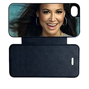 Print With Naya Rivera For Iphone 5 5S Screen Protector Covers Quilted Phone Case For Teens Choose Design 3