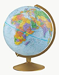 Explorer World Desk Globe Assorted Colors