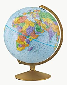 Amazoncom Explorer World Desk Globe Assorted Colors Toys Games - Globe maps of the world