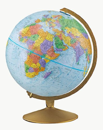 Amazon explorer world desk globe assorted colors toys games explorer world desk globe assorted colors sciox Image collections