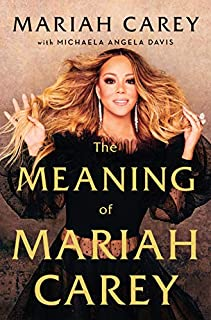 Book Cover: The Meaning of Mariah Carey