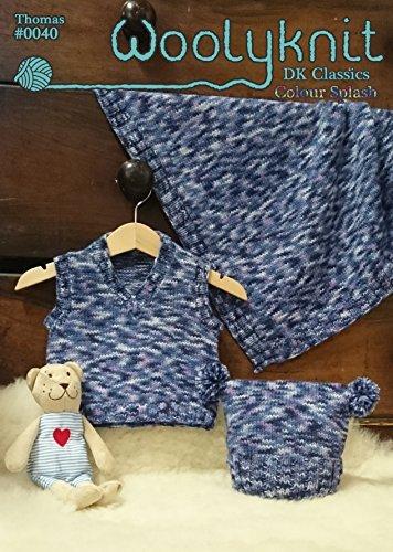 Amazon 0040 Thomas Tank Knitting Pattern By Woolyknit