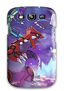 Hot Fashion FbokFrM2667aJQab Design Case Cover For Galaxy S3 Protective Case (pokemon)