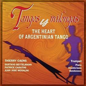 Caseron de Tejas (feat. Gustavo Beytelmann, Patrice Caratini, Juan