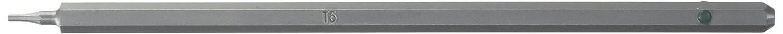 Bondhus 50205 T5 Hex Tip ClickSet Torque Limiting Device Screwdriver Blade with TuffKote Finish