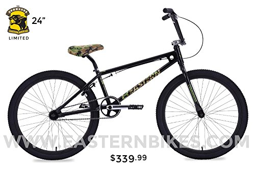 "Eastern Bicycle Commando 24"" Bike (LIMITED EDITION) BLACK CAMO"