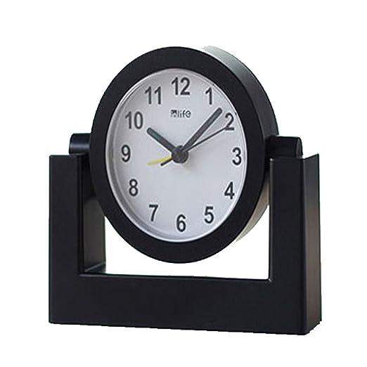 Relojes de Mesa Reloj de Mesa Dormitorio Cabecero Mudo Reloj Sala ...