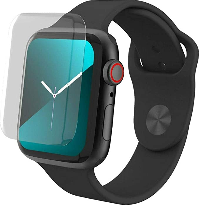 ZAGG InvisibleShield Ultra Clear Apple Watch Series 5 (40mm) Case Friendly Screen