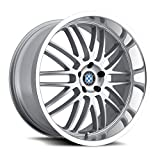 Beyern Mesh Silver Machined Wheel (19x9.5