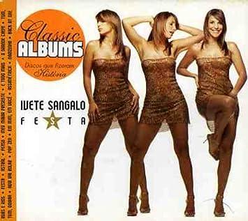 SANGALO YORK BAIXAR GRATIS IVETE CD DE NOVA EM