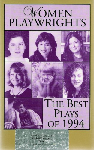 Women Playwrights: The Best Plays of 1994