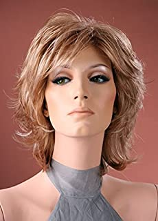Hothair Bobbi Slightly Long Bob Wig Maple Mist Amazoncouk
